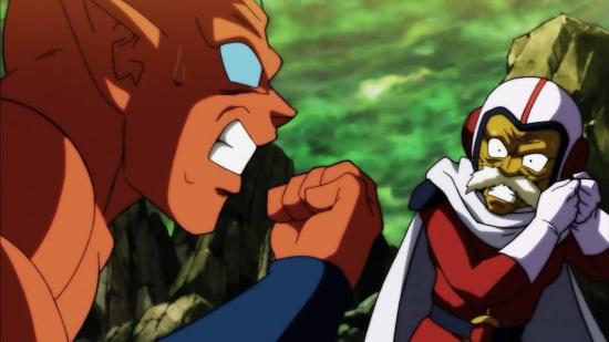 Dragon Ball Super Episodio 115 Db Universo